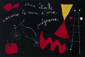 pintura_poema_escalera_evasion_miro